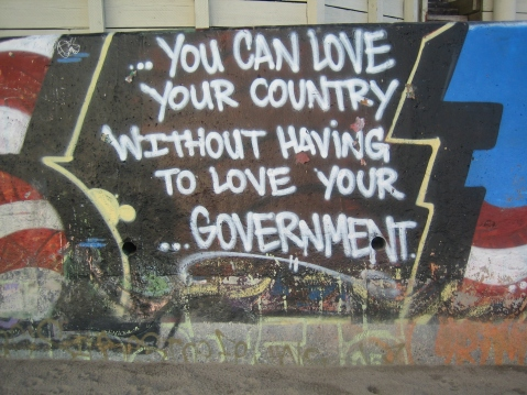 love_your_country_not_government